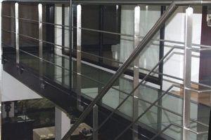 ITM bvba Inox design werken - Wuustwezel - Loopbruggen