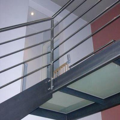 ITM bvba  - Metalen constructies - Loopbruggen