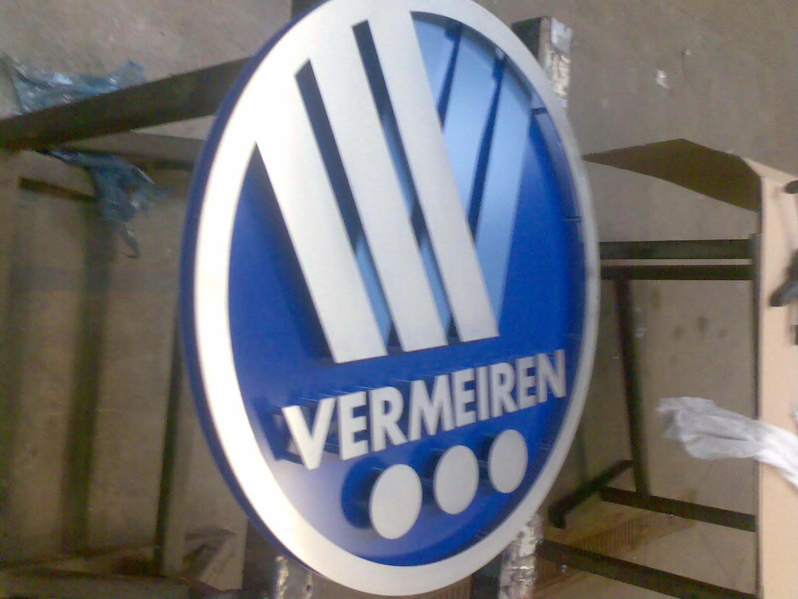 ITM bvba  - Metalen constructies - Logo's en belettering