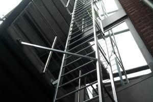ITM bvba Inox design werken - Wuustwezel - brandladders